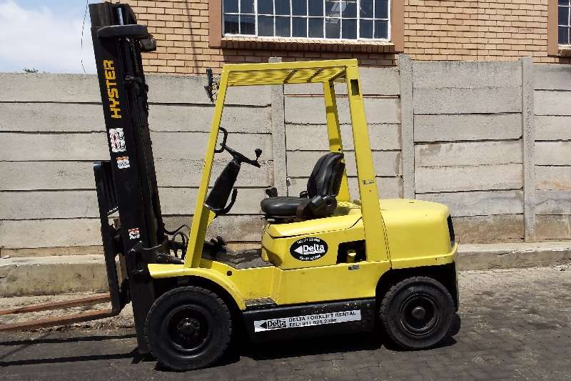 Forklifts Hyster H2.5XMG 0