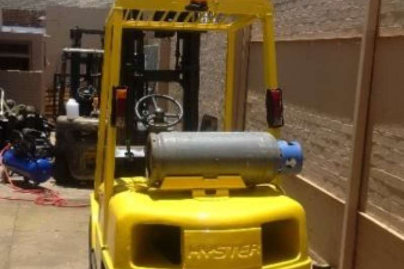 Hyster Hyster 2.5ton XM LP Gas Forklifts
