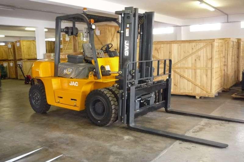 JAC Diesel forklift NEW CPCD50 H SERIES Forklifts