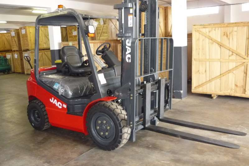 JAC NEW CPCD30 J SERIES ISUZU ENGINE Forklifts