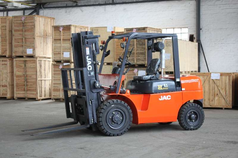 JAC NEW CPCD45 H SERIES Forklifts
