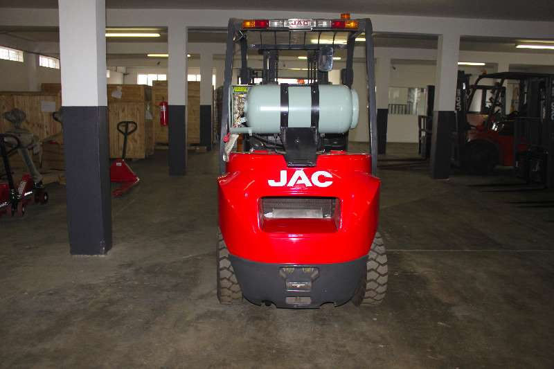 JAC Petrol forklift NEW 3TON PETROL/GAS F/LIFT CPQY30 Forklifts