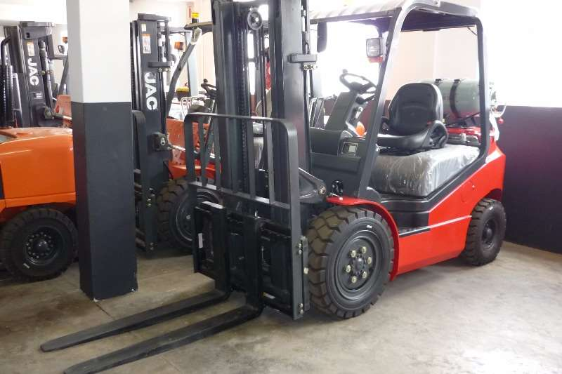 JAC Petrol forklift NEW CPQY30 Forklifts