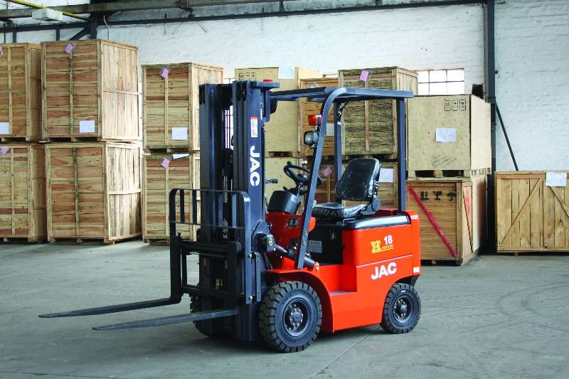 JAC Petrol forklift NEW CPYD18 Forklifts