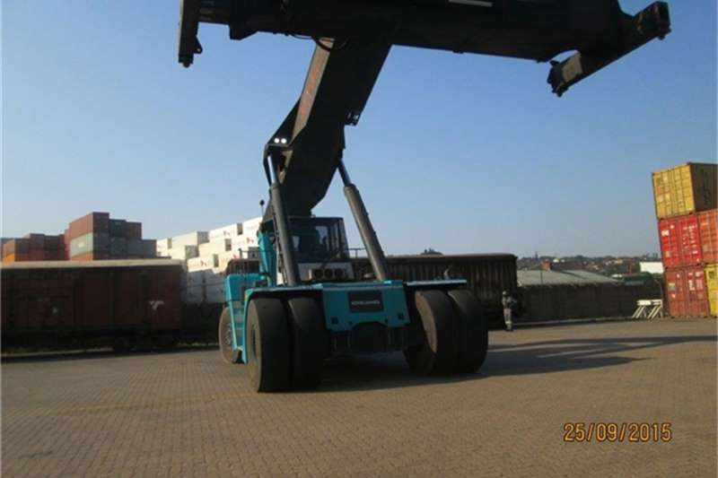 Konecranes SMV4531 REACH STACKER Forklifts