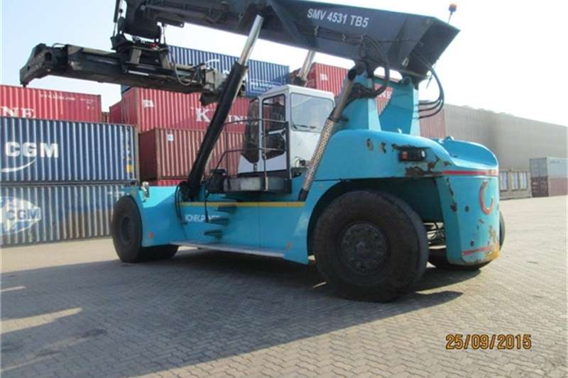 Forklifts Konecranes SMV4531 REACH STACKER 0