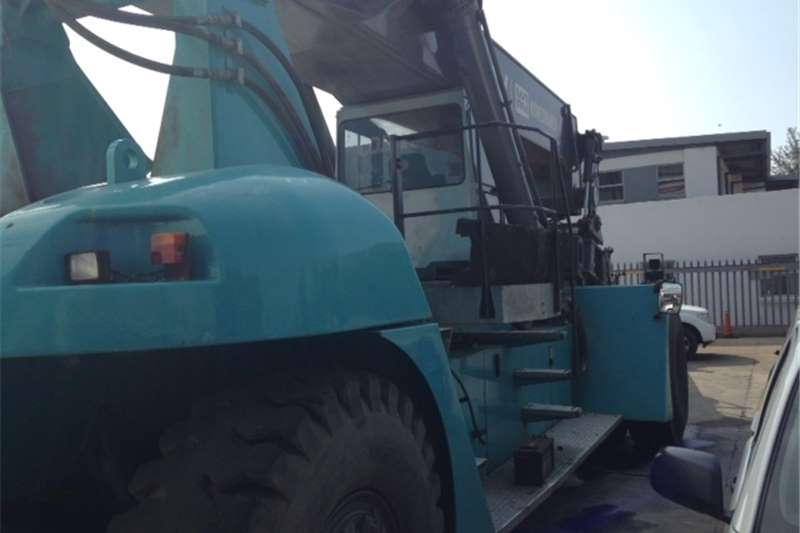 Konecranes SMV4531T REACH STACKER Forklifts