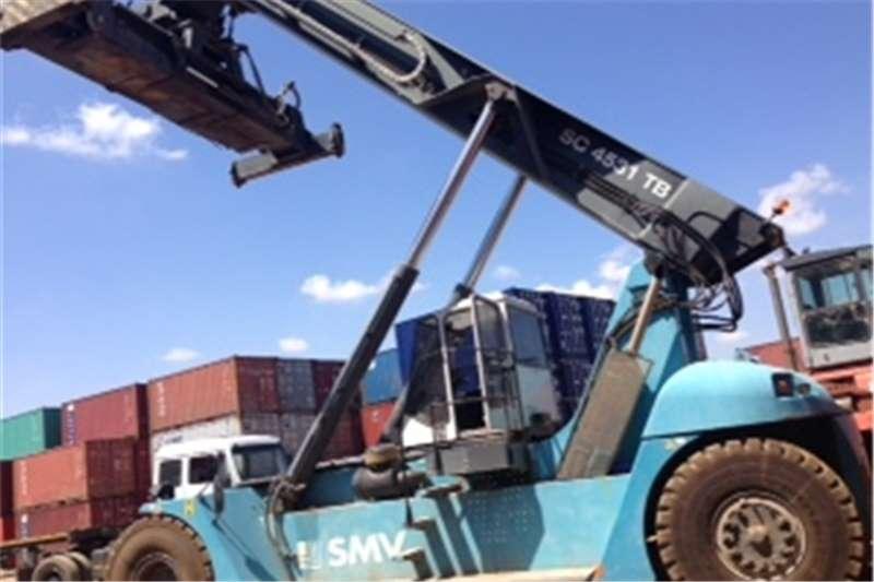 Konecranes SMV4531TB5 REACH STACKER  Forklifts