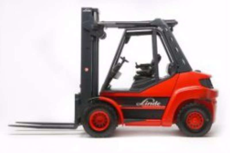 Linde Diesel forklift 7.0 ton Forklifts