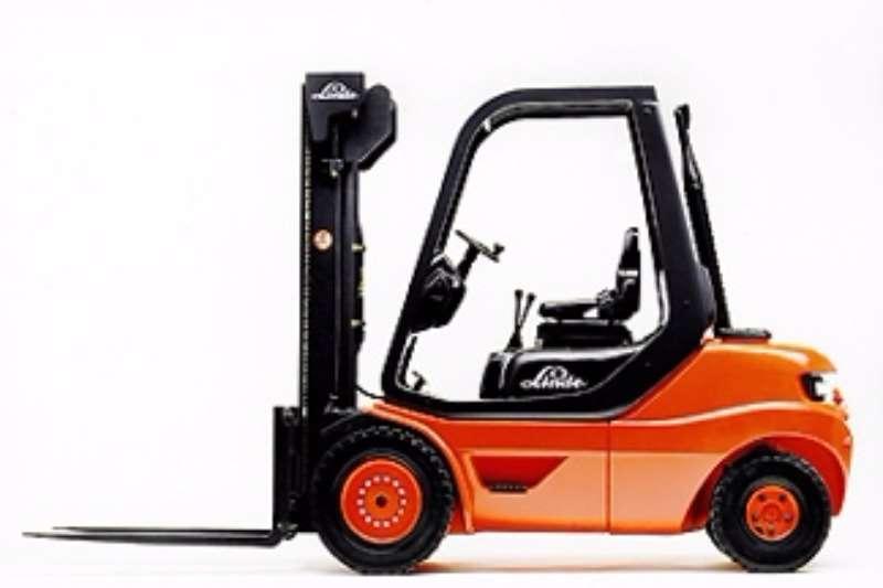 Linde Diesel forklift H30DLinde 3.0 Ton Forklifts