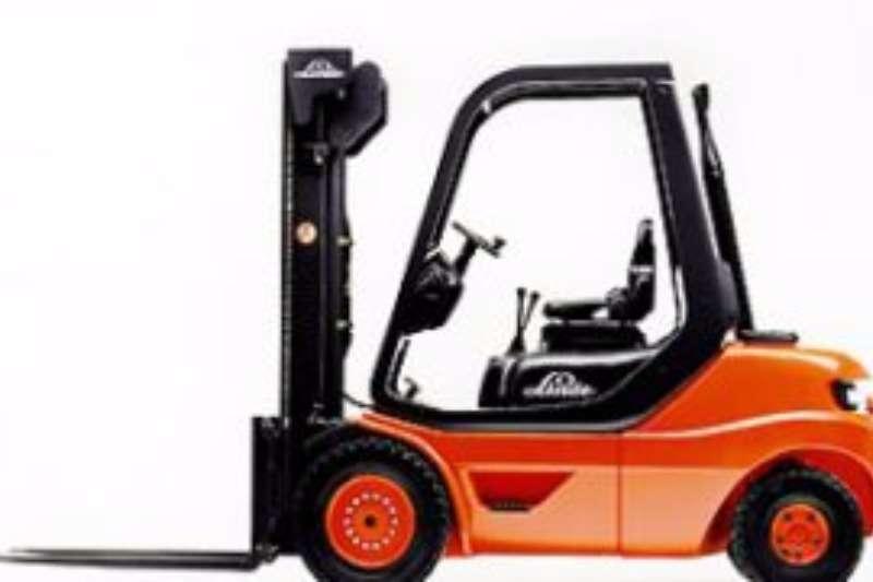 Linde Diesel forklift Linde 2.5 ton Forklifts