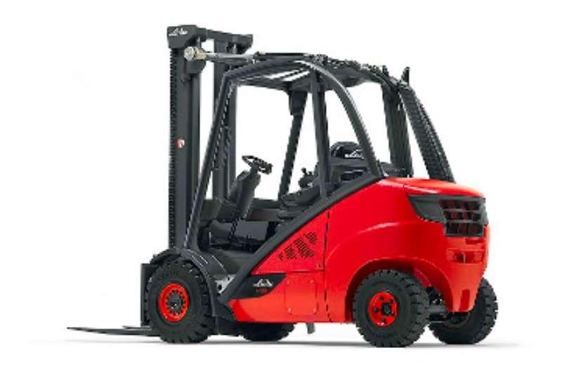 Forklifts Linde Diesel Forklift Linde 3.0 ton 2007