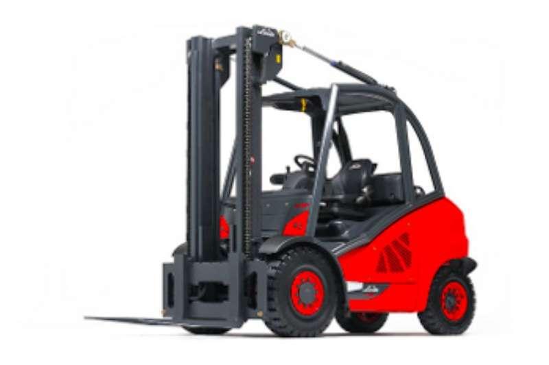 Linde Diesel forklift Linde 5.0 Ton H50D Forklifts
