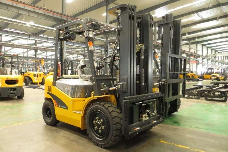 Liugong Diesel CPCD30 A-SERIES 3 Tonner Forklifts