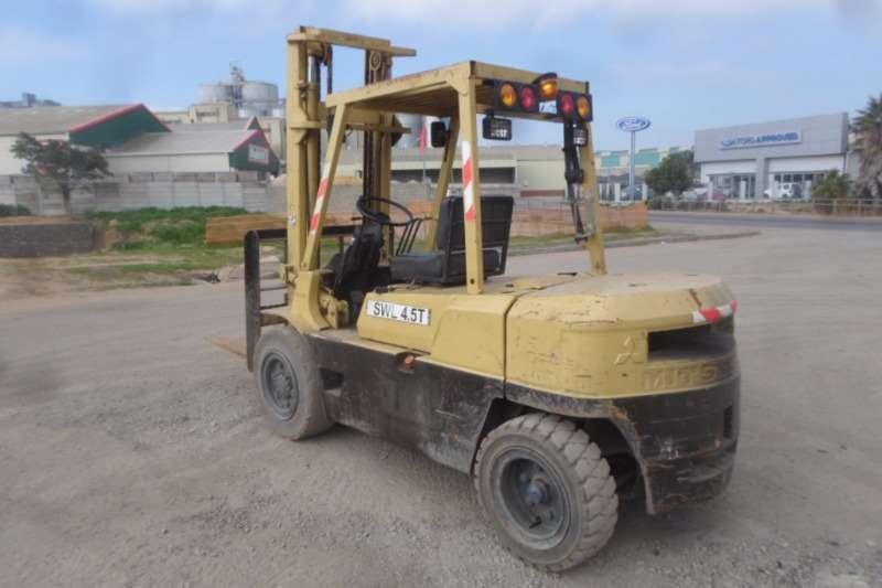Mitsubishi Diesel forklift Mitsibushi FD45 Diesel Forklift Forklifts