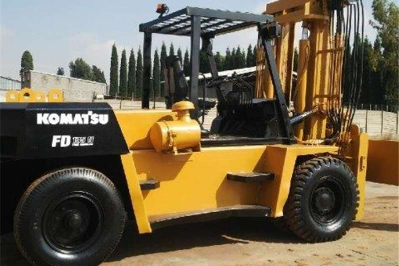 ND Forklifts