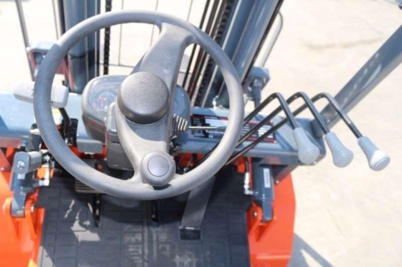 Other Diesel forklift CFL 3 TOn All Terrain Diesel Forklift Forklifts