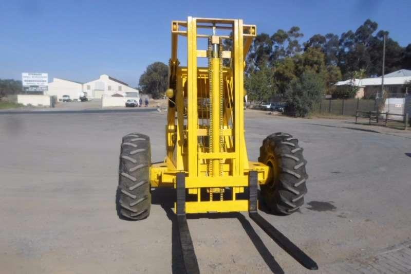 Other Diesel forklift FBE Rough terrain forklift Forklifts