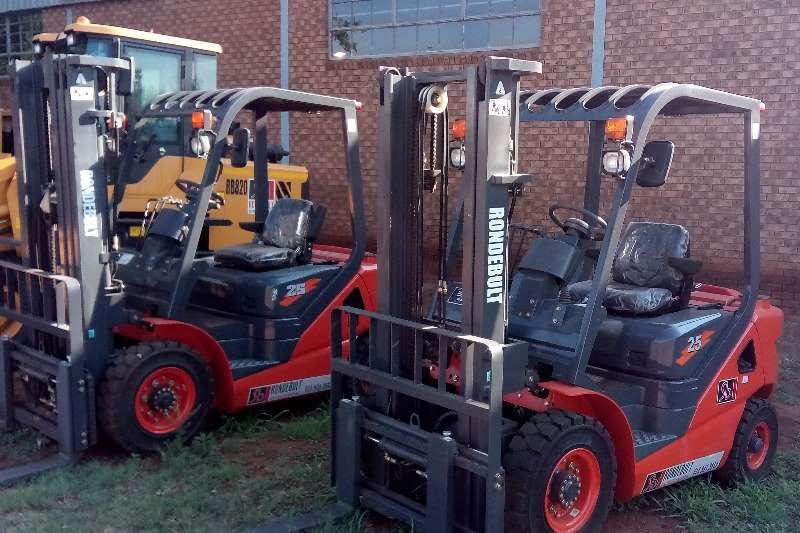 Rondebult BRAND NEW   RONDEBULFORKLIFTS & Wheel Loaders Forklifts