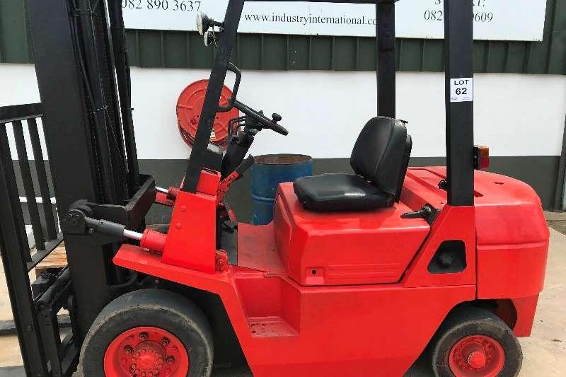 TCM TCM Forklift Forklifts