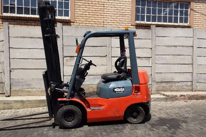 Toyota 07FD18 Forklifts