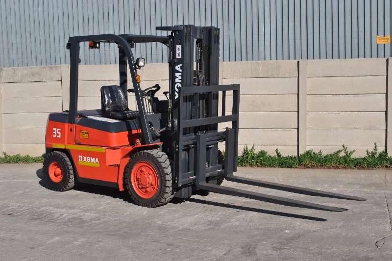 XGMA XG535 Forklifts