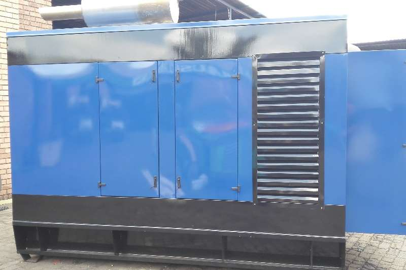 Generator Other 450 kva Volvo Standby Generator 2016