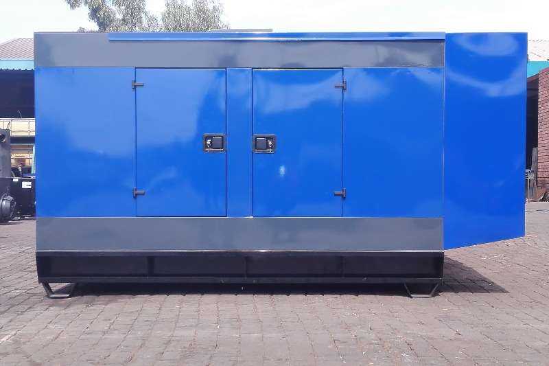 Generator Other 50 kva FAW Standby Generator 2016