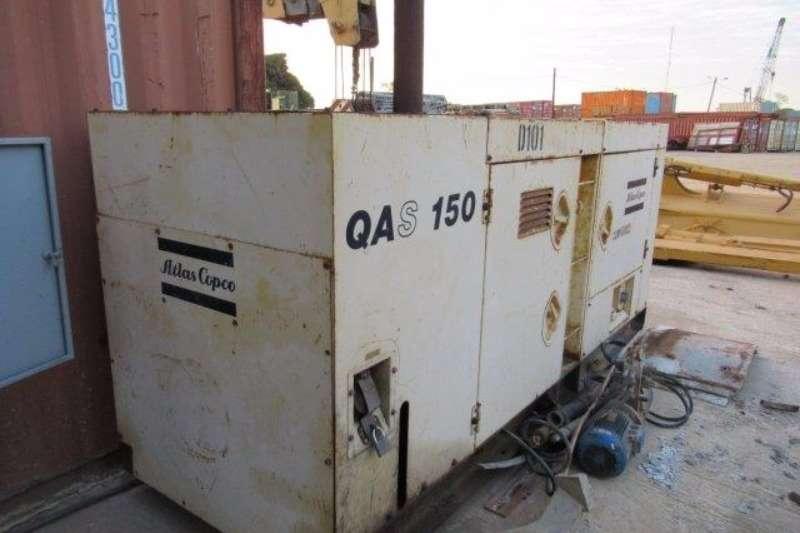 Other Atlas Copco QAS 150, DB - 1650K Generator Set Generator