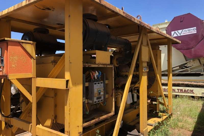 Generator Other Caterpillar 635kVA Generator 0
