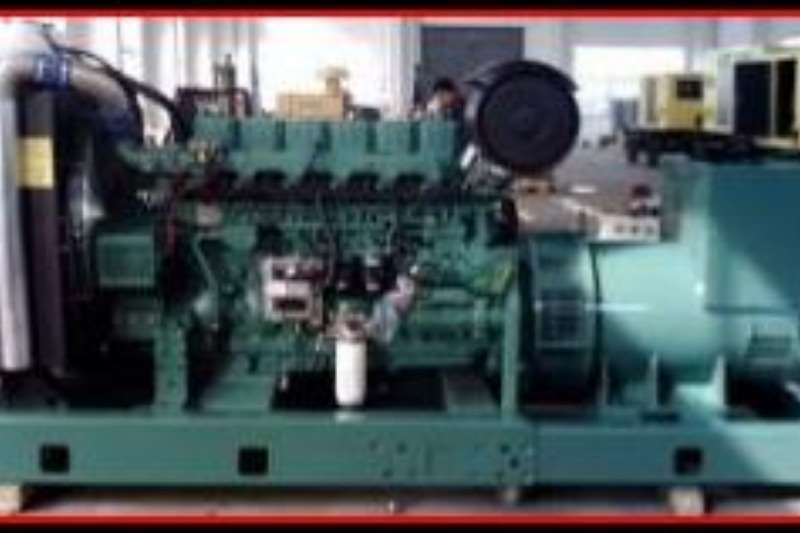 Other New Generators: 4KVA up to 15 000KVA Generator