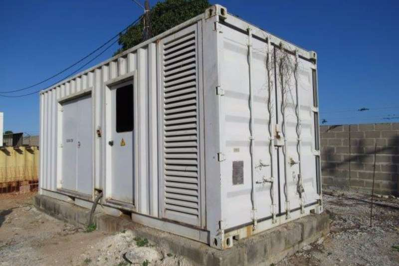 Other Stamford GP385A/P, 350 kVA Containerised Generator Generator
