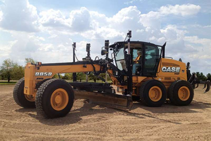 Case New, 885 B Graders