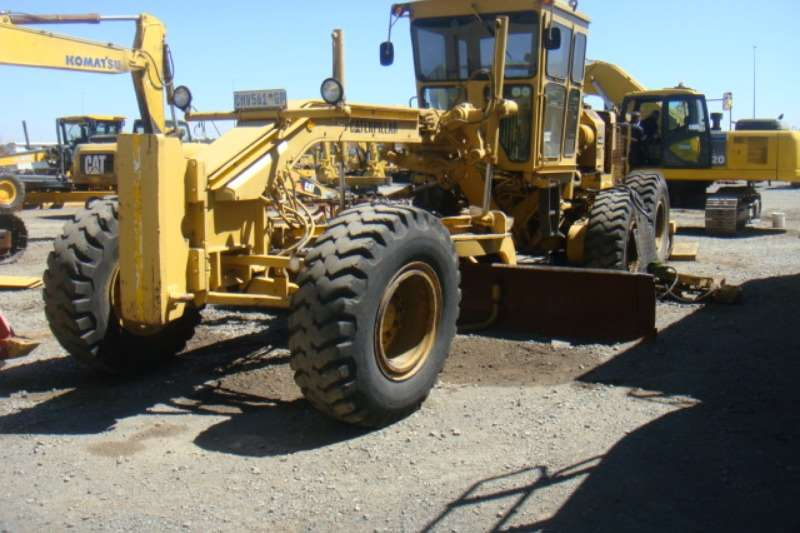 Caterpillar 140 G Graders