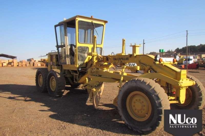 Caterpillar CAT 120G GRADER #61W277 Graders