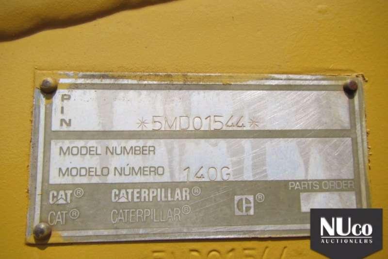 Caterpillar CAT 140G GRADER #5MD01544 Graders