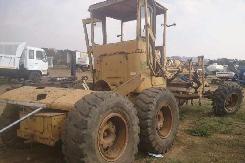 Caterpillar Caterpillar 140 Graders