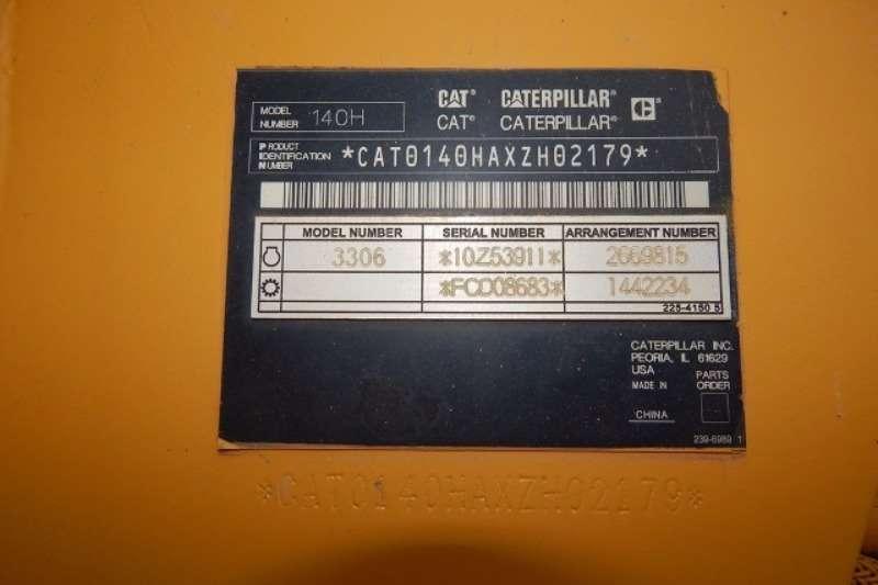 Caterpillar Caterpillar 140H Grader Graders