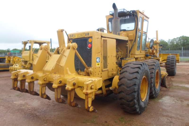 Caterpillar Caterpillar 14G Graders