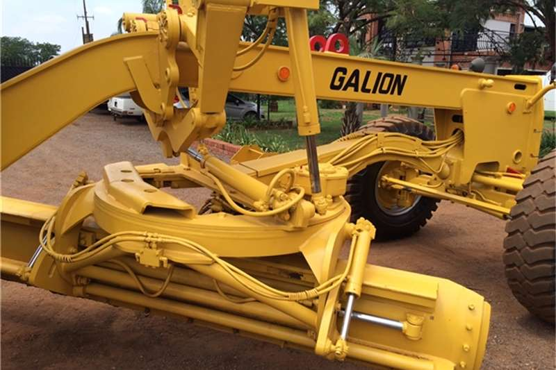 Galion  830A ARTICULATED MOTOR GRADER Graders