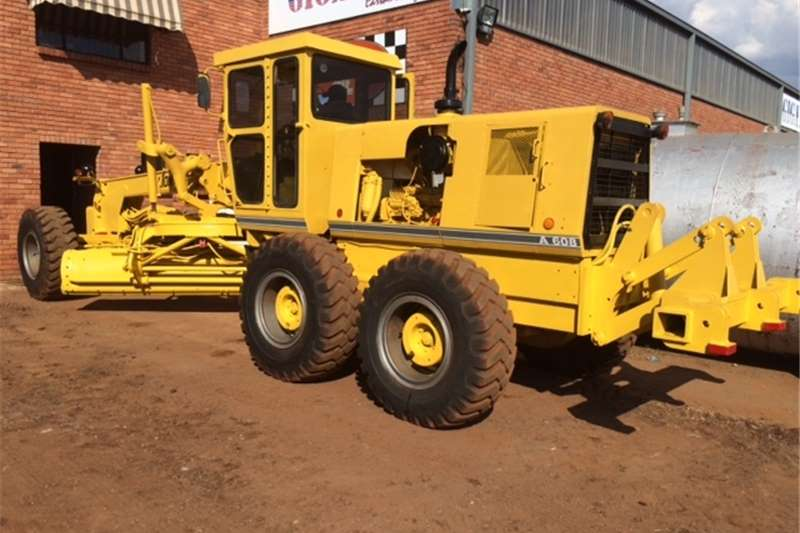 Graders Galion A608 ARTICULATED MOTOR GRADER 0