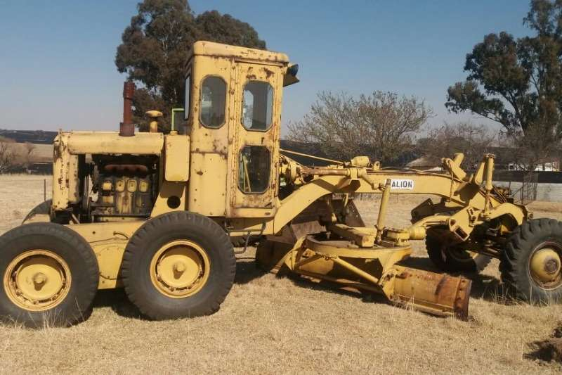 Graders Galion Used Galion 180 Grader Available 0