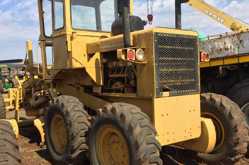 Other Aveling barford grader, Graders