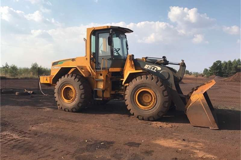 Bell 1806C PLUS 2 LOADER Loaders