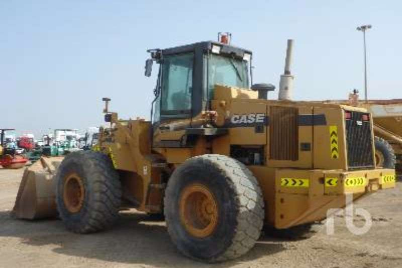 Loaders Case 821C 2007