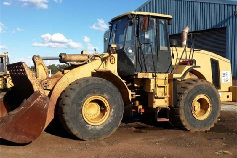 Loaders Caterpillar 2008