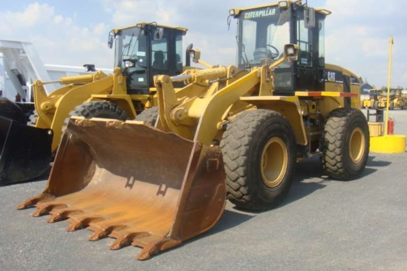 Caterpillar 938 G Loaders