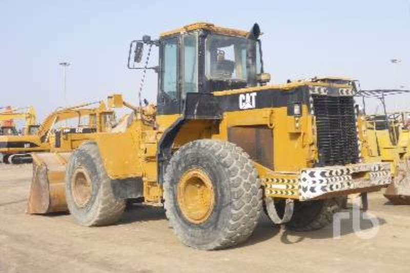 Loaders Caterpillar 950F 0