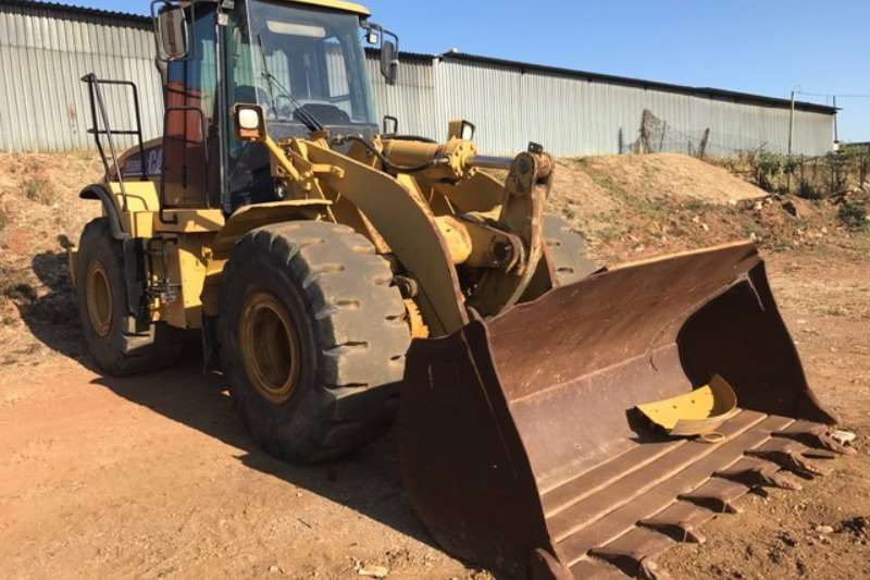 Caterpillar 950H Loader Loaders