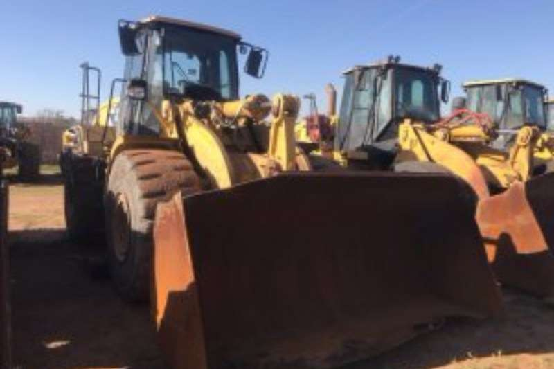 Loaders Caterpillar 966H LOADER 2008